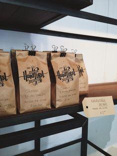 headfirst coffee roasters // amsterdam