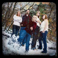 Unique Family Portrait Poses Unique family