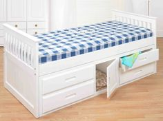 Captains Storage Bed In White Next Day Delivery Captains Storage Bed In White From Worldstores Everything For The Home