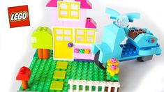 How To Build A Lego House & Scooter - Building Instructions Lego Classic 10698 How To Buil, Lego House, Shout Out, Sprouts, Cool Kids, The Creator, Entertaining, Tv, Videos