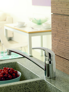 GROHE Eurosmart Kitchen Faucet. #kitchen #mixer #tap #faucet See More At