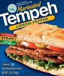 Turtle Island Foods, Marinated Tempeh