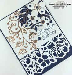 Flowers and Flourishes 4 - Stamps-N-Lingers