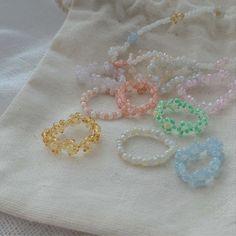 Seed Bead Jewelry, Bead Jewellery, Cute Jewelry, Diy Jewelry, Beaded Jewelry, Jewelery, Jewelry Accessories, Handmade Jewelry, Beaded Bracelets