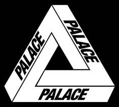 palace clothing logo - Google Search