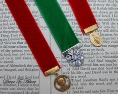 Make beautiful bookmarks with tutorial provided.