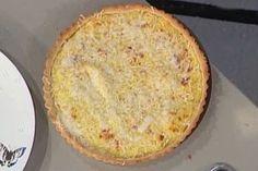 Ricetta Crostata di cipolla e provolone fondente - Anna Moroni