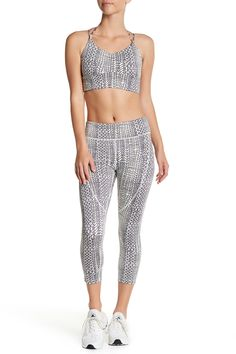 686281c210 Maaji - Freeze Frame Cropped Leggings is now 50% off. Free Shipping on  orders