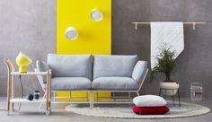 IKEA PS 2017 collectie   IKEA IKEAnederland IKEAnl kleur decoratie inspiratie wooninspiratie design industrieel urban hip trendy zitbank bank