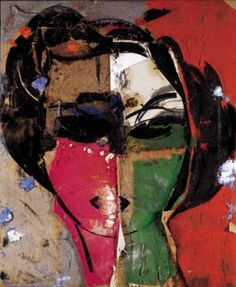 Manolo Valdes - Retrato de Mujer