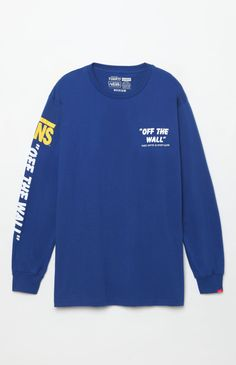 036b4f94ab2fce 50th Reissue Long Sleeve T-Shirt Pacsun