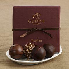 Godiva Truffles */*/