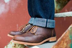 Last & Loom is a New Zealand based product design company specialising in high quality denim, footwear and accessories. Our denim is made in Japan while our footwear and accessories are made in New Zealand. Wakefield, Derby Shoes, New Zealand, Footwear, Boots, Beautiful, Fashion, Crotch Boots, Moda