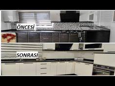 Eski Oda Yoktur,Az Boya Vardır ! Mutfak Yenileme-Kitchen Renovation