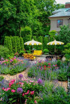 Hermosas flores para decorar el jardin.