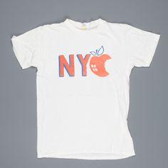 Velva Sheen NYC tee white