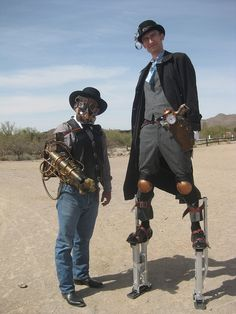 Wild Wild West Con 2011. What?  This is a thing? I wanna go