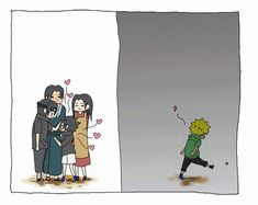 Naruto, Sasuke, timeline, different ages, young, childhood, time lapse, gif, family, Naruto characters, love, cute; Naruto