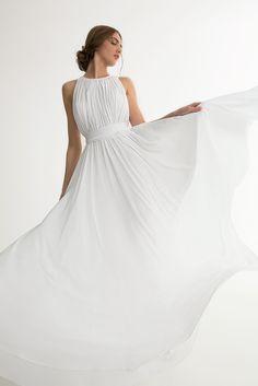 One Shoulder Wedding Dress, Marriage, Wedding Dresses, Campaign, Fashion, Valentines Day Weddings, Bride Dresses, Moda, Bridal Gowns