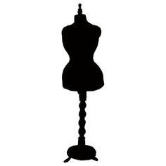 Dress Form Silhouette
