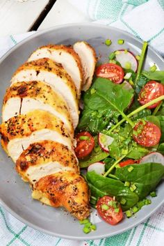Healthy Dinner Recipes, Diet Recipes, Good Food, Yummy Food, Lunch Meal Prep, Food For Thought, Food Porn, Food And Drink, Cooking