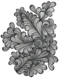 Textures & Patterns by Lucia Paul, via Behance Textures & Patt. - Free Flow Mandala - Textures & Patterns by Lucia Paul, via Behance Textures & Patterns by Lucia Paul, - Zentangle Drawings, Doodle Drawings, Doodle Art, Zentangles, Sharpie Drawings, Pencil Drawings, Doodle Patterns, Zentangle Patterns, Tangle Art