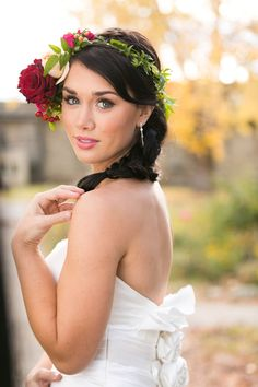 Jessika goranson wedding hairstyles