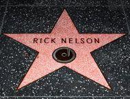 Rick Nelson Hollywood Star Walk