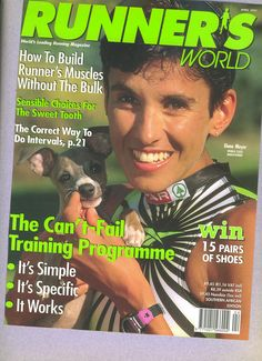 Runners World April 1997