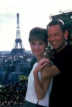 ~ Paris When it Sizzles ~Audrey Hepburn William Holden ~* Audrey Hepburn Born, Audrey Hepburn Photos, Hollywood Stars, Classic Hollywood, Old Hollywood, Hollywood Couples, Hollywood Cinema, Audrey Williams, I Look To You