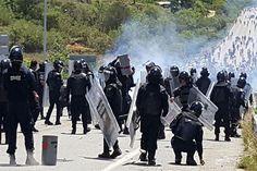 Enfrentamientos dejaron 19 fallecidos en México