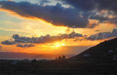 Μικρή Βίγλα Ηλιοβασίλεμα - Vavoulas Village Νάξος