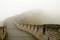 Great Wall of China, Mutianyu section - Huairou County, China