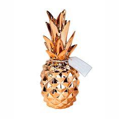 Basteln mit kindern ananas kost m basteln for Deko kupferfarben