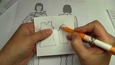Škola pletení - splétání ok, ubírání, School knitting Crochet Diagram, Iris, It Cast, Youtube, Sewing, Knitting, School, Crocheting, Tutorials
