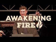 Daniel Kolenda - Live your calling before it´s too late (Awakening Fire 2016) - YouTube