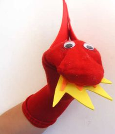 Add features to your sock puppet!