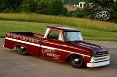 Chevy Pick-up                                                                                                                                                     More