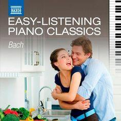 Easy-Listening Piano Classics: Bach [CD]