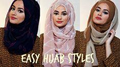 Hijab Tutorial For Easy Hijab Styles!   Hijab Hills