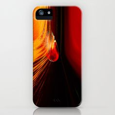 Fluss des Lebens iPhone Case
