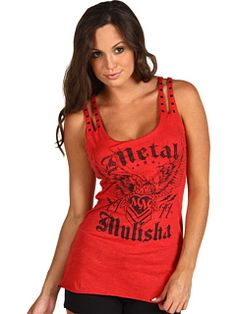 Metal Mulisha Roadhouse Tank Top