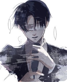 Attack on Titan Levi Ackerman // AoT