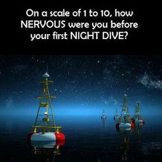 5 reasons why night dives are more fun