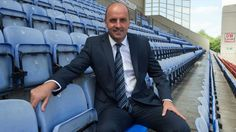 Paul Cook Paul Cook, Wigan Athletic, My Town, Crushes, Suit Jacket, Breast, Suits, Suit, Jacket