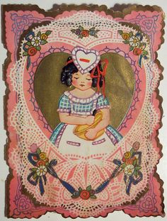 A southern girl chatting about books, ephemera, life, love, dogs and all things vintage! Valentines For Kids, Vintage Valentines, Valentine Day Cards, On October 3rd, December, Bird Houses, Vivid Colors, Kids Rugs, Retro