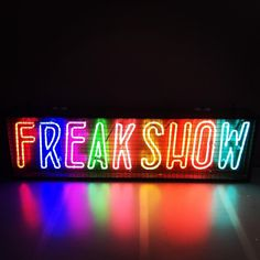 Carnival of Screams Neon Aesthetic, Rainbow Aesthetic, True Words, Neon Rouge, Neon Bleu, Neon Quotes, Neon Words, All Of The Lights, Led Signs