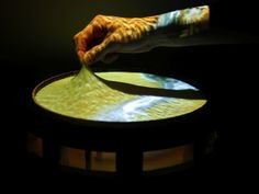 A 3D touchscreen display prototype that can be pinched, pulled, and pushed around might represent the future of digital interaction, allowing immersive data to be physically manipulated. The concept, Obake combines a flexible rubber surface, a Kinect sensor for motion tracking, and a projector for creating a dynamic image your fingers can dig into.