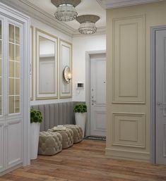 Выбор эстета: проект квартиры от Татьяны Козыриной