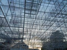 Pavilion - Serpentine by Sou Fujimoto